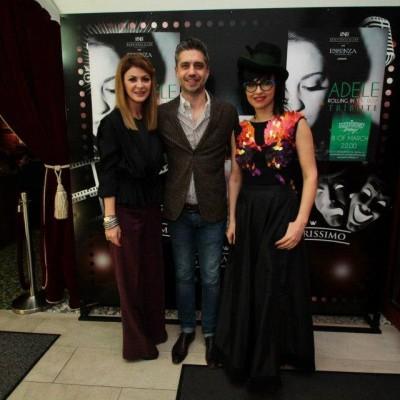 Andreea Papp & Alexandrina for Jazzissimo Lounge