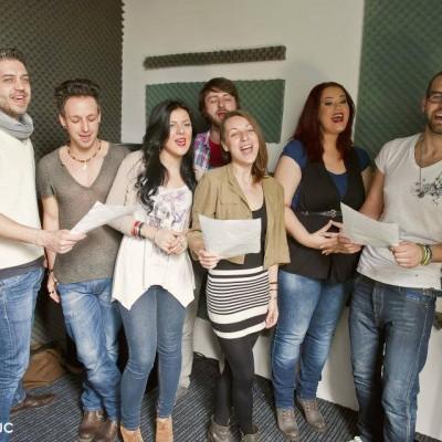 Gala Prietenilor Eve Fashion Lounge Song Theme - United Artists of Timisoara