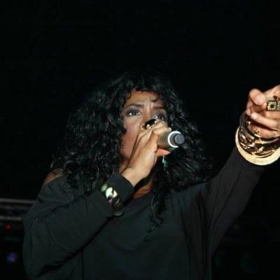 Kelly Rowland Live for Bamboo Mamaia
