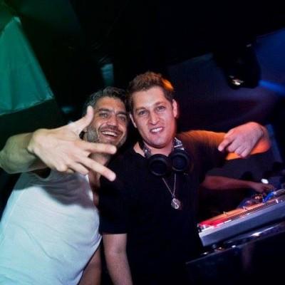 With Hollywood Star DJ Splyce-
