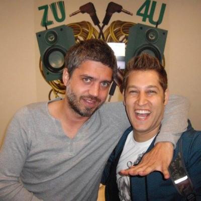 With Hollywood Star DJ Splyce