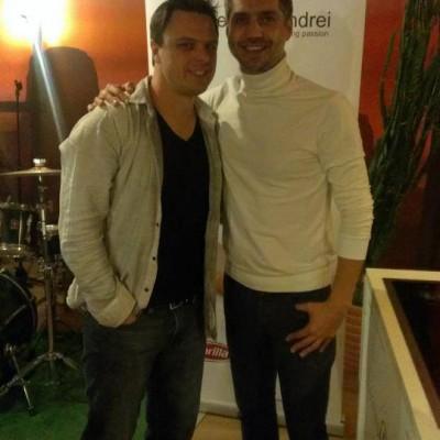 With Markus Schulz